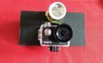 アクションカメラを改良しました。